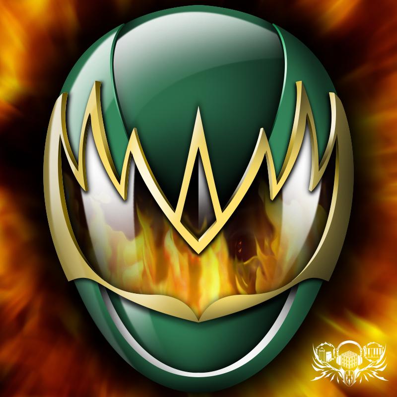 Surikenger Ninja Storm Green Samurai Ranger By Hoanngoc09 On