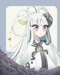 R: Li Yin by Cheriin