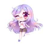 Chibicommissiontrans1 by Cheriin