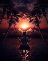 The Magical Sunrise