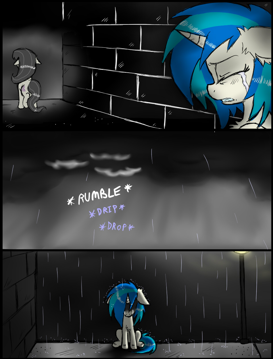 Parting Ways (Page 3) by IchibanGravity