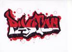 'Payton' Graffiti