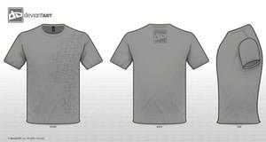 dA T-Shirt Logo Entry - Sparks by LowTechGrrl