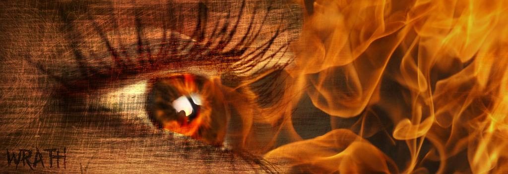 Wrath. A Woman Scorned