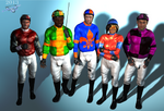 The jockeys' club