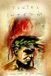 Dante's Inferno Cover Study 2