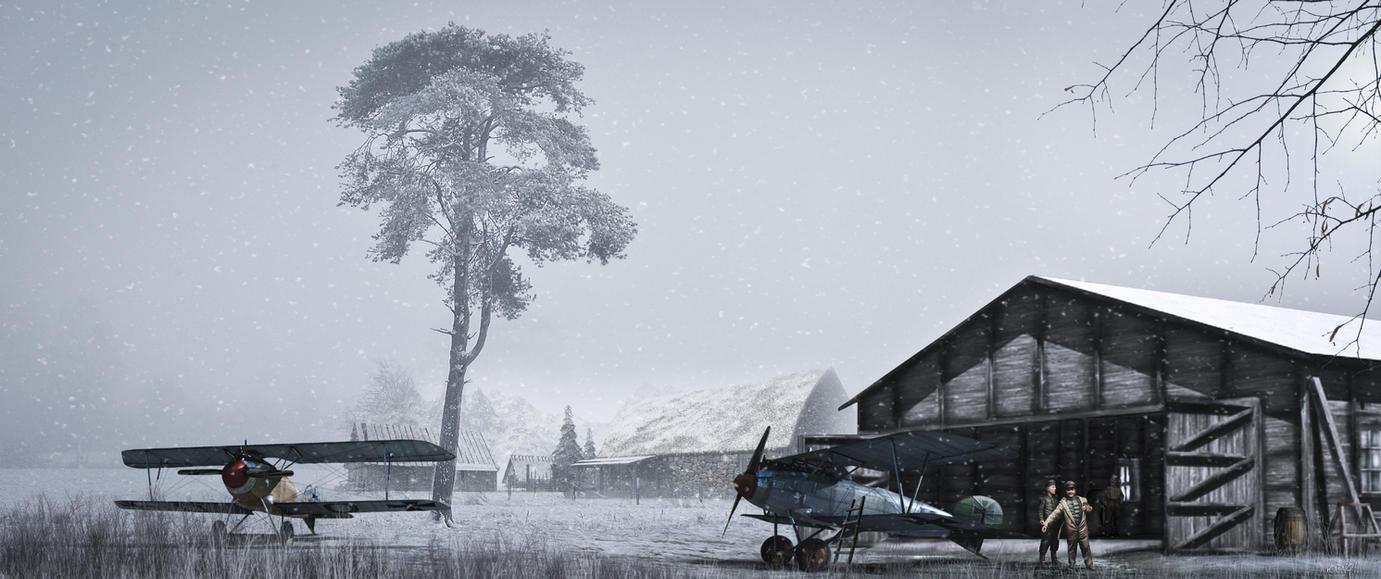 Jagdstaffel 5 by rOEN911