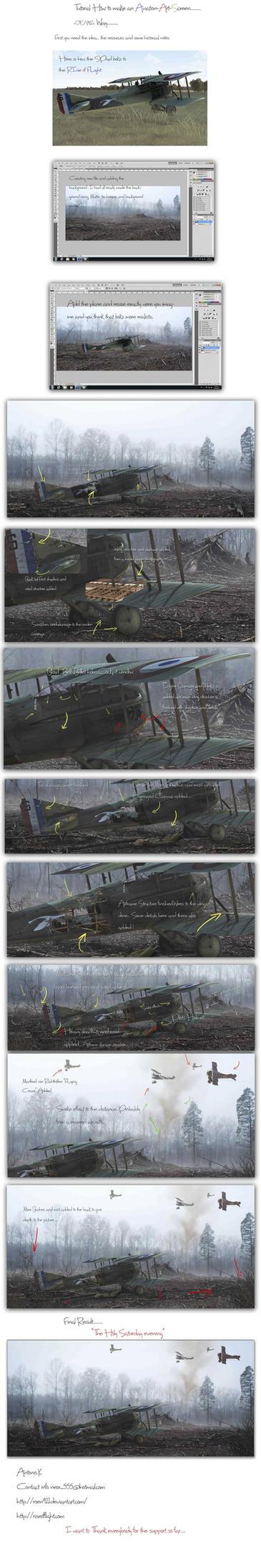 Tutorial - Aviation-Art by rOEN911