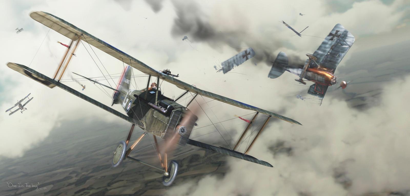 wallpaper aviation art - impremedia