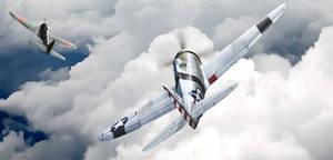 'Pacific Thunder'-Major W.Dunham