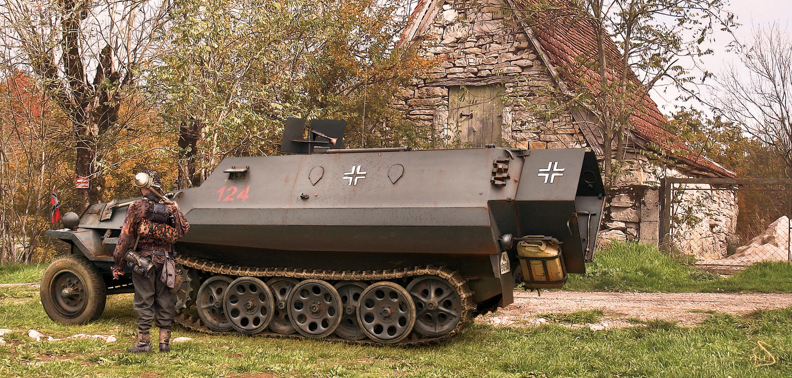 Panzerfaust klein 30 by rOEN911