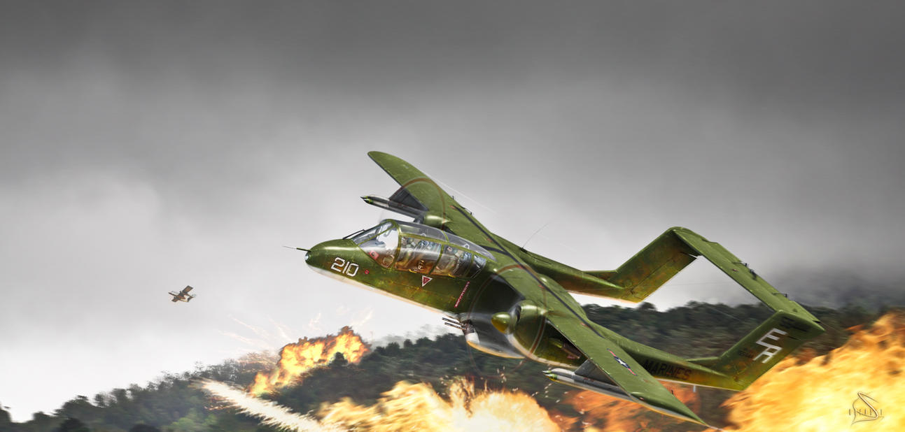 Operation Combat Bronco by rOEN911