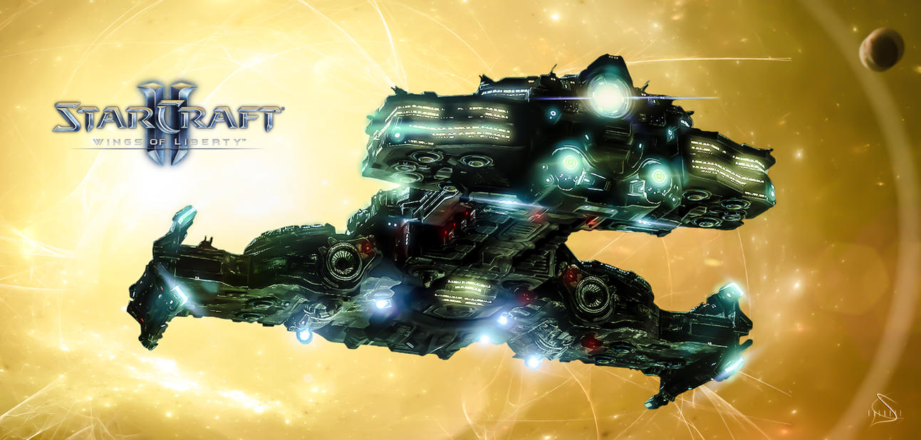 StarCraft II - Wings of Liberty by rOEN911