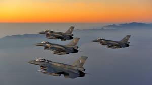 Hellenic Airforce F-16E Block 60