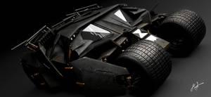 Tumbler Batmobile - The Dark Knight Rises
