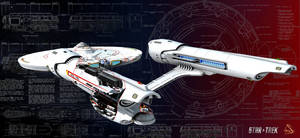 Star Trek - See through - Reimagined Connie