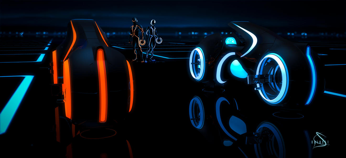 Tron Legacy by rOEN911