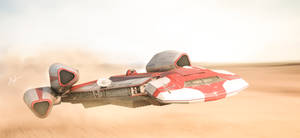 Star Wars - Going Low and Fast