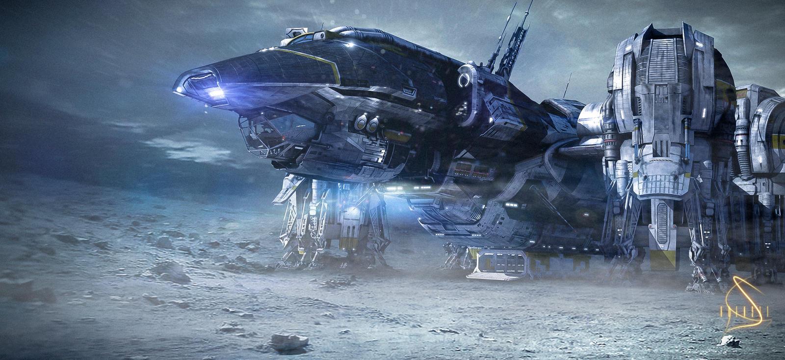 Prometheus by rOEN911