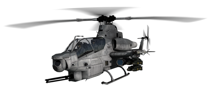 Ah-1z Viper png - Helicopter Resources