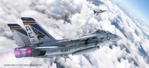Training to Be  -Top Gun-
