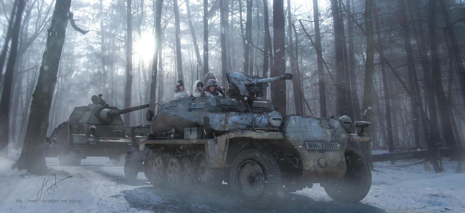 Eastern Front : Frozen Hell
