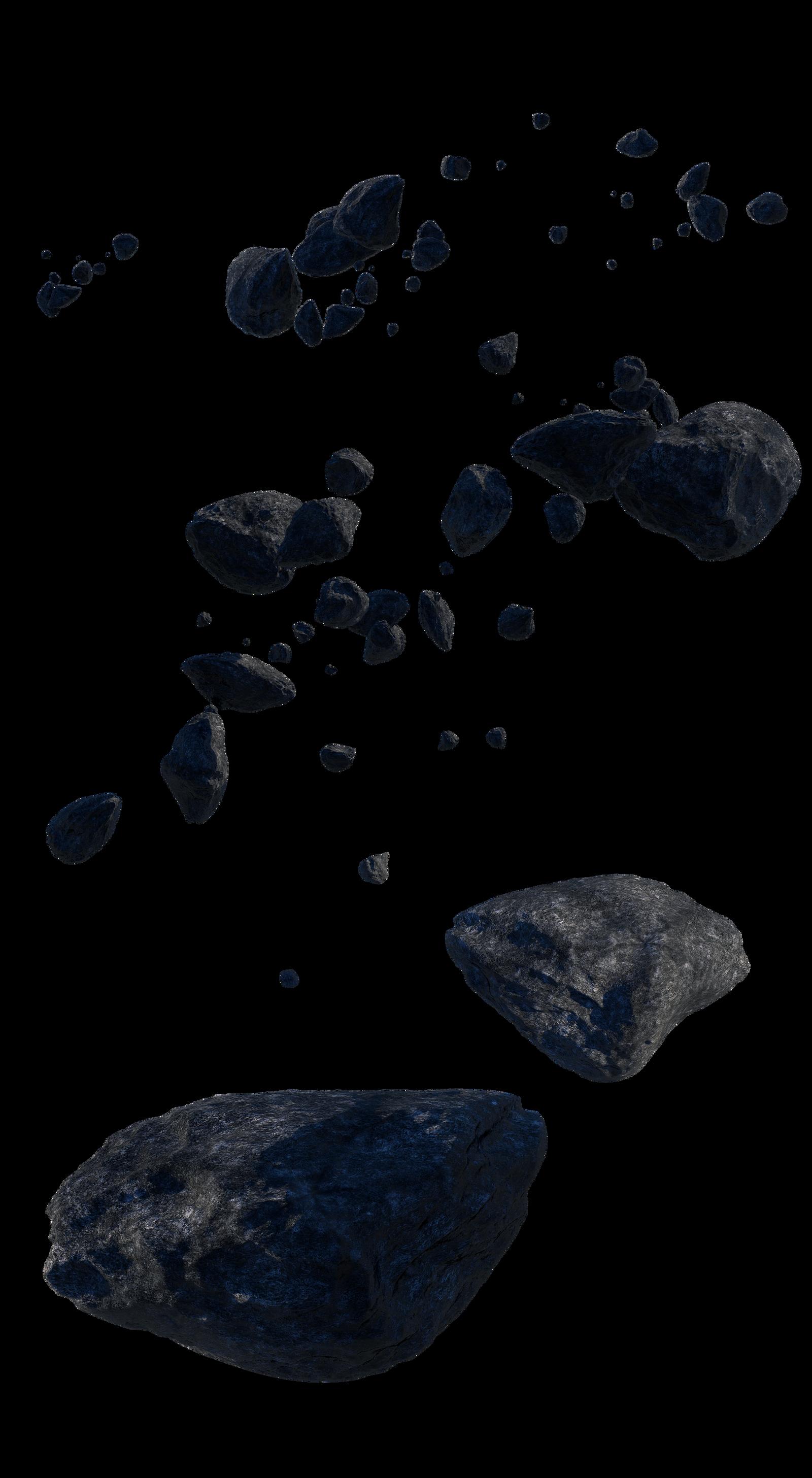 transparent asteroid belt - photo #14