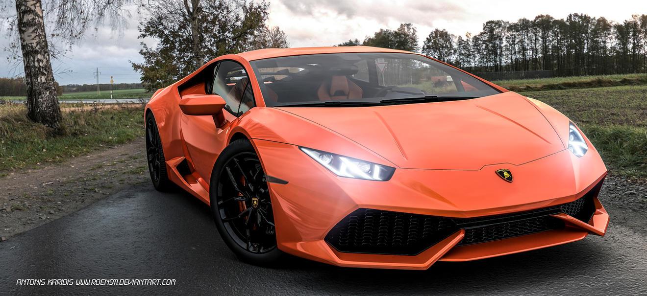 Lamborghini Huracan by rOEN911