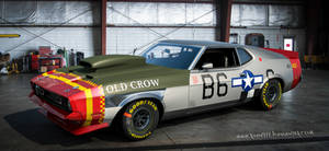 1973 Ford Mustang Mach 1 - Old Crow