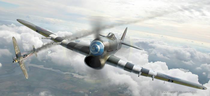 Strike of the Typhoon