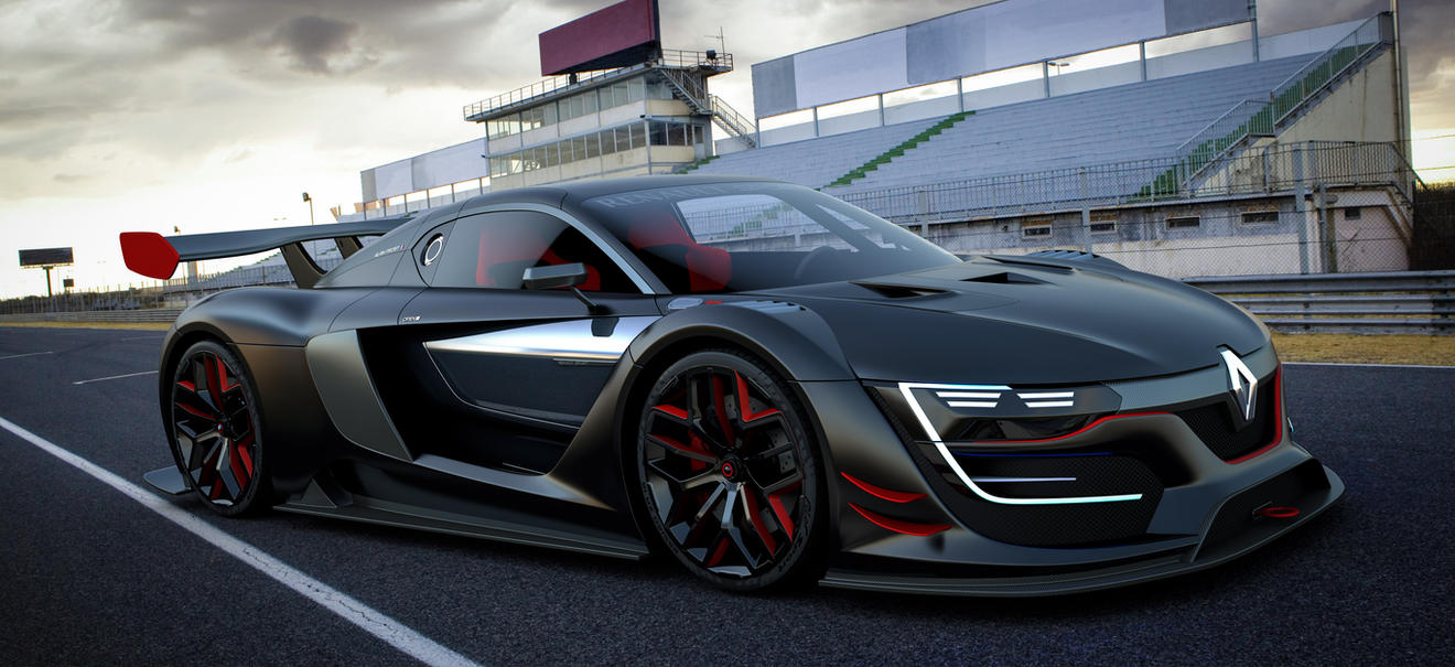 Renault Rs01 By Roen911 On Deviantart