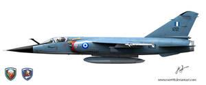 Hellenic Airfoce Mirage F-1G