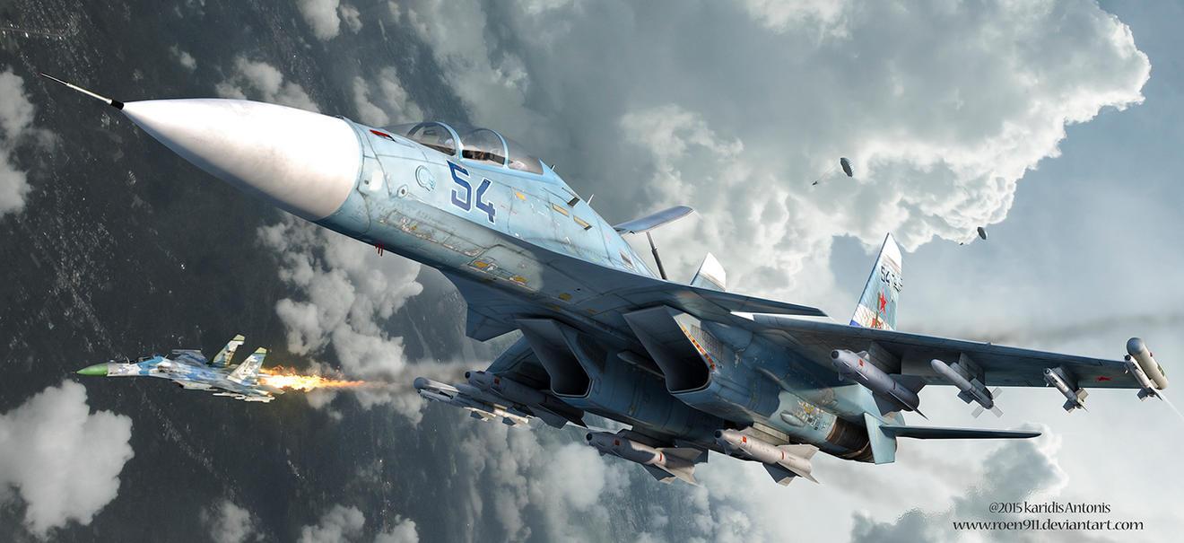 Skirmish Over Ukraine by rOEN911