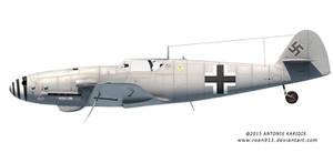 Me-109 G10 (WIP)