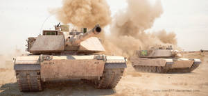 M1A2 Abrams : Storming