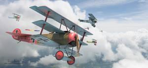 Richthofen's Circus