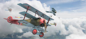 Richthofen's Circus by rOEN911