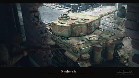 Ambush by rOEN911