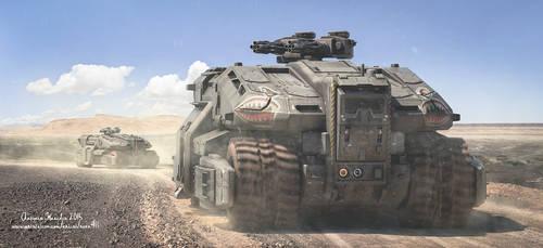 Heavy Duty by rOEN911