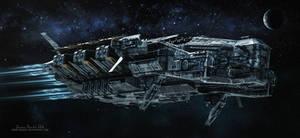 SciFi Destroyer