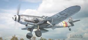 Eagle Landing by rOEN911