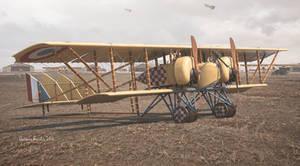 Caudron G.4 - Heavy Bomber