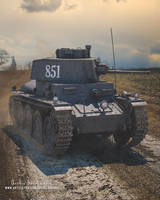 Achtung Panzer by rOEN911