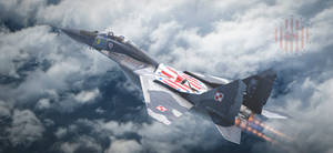Mg-29 Fulcrum by rOEN911