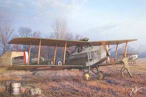 Armstrong Whitworth FK8s by rOEN911