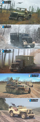 New Box Arts for Rubicon Models 2017