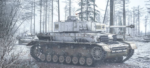 Panzers by rOEN911