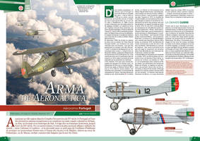 Artwork for the Aerojournal Number 60 by rOEN911