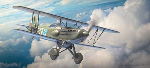 Avia b534