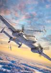 Flypast Magazine ( original Artwork )